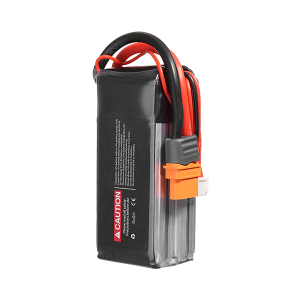 Charsoon BattGo 14.8V 1500mah 80C 4S Smart Lipo Battery XT60i Plug For ISDT Linker BG-8S T8 Charger