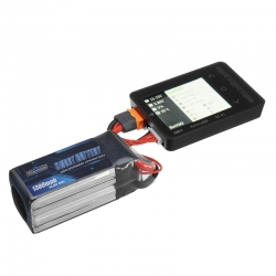 Charsoon BattGo 14.8V 1300mah 80C 4S Smart Lipo Battery XT60i Plug For ISDT Linker BG-8S T8 Charger